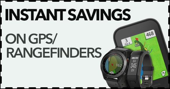 Instant Savings on GPS/Rangefinders