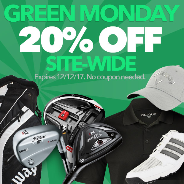 Green Monday - 20% Off Site-Wide