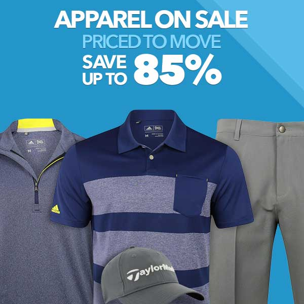 Apparel on Sale - Save up to 85%