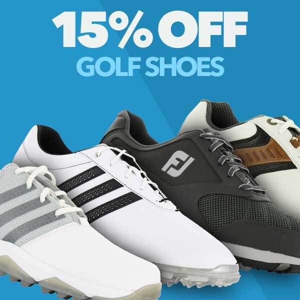 15% Off Golf Shoes