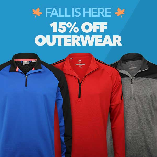 Fall Is Here - 15% Off Outerwear