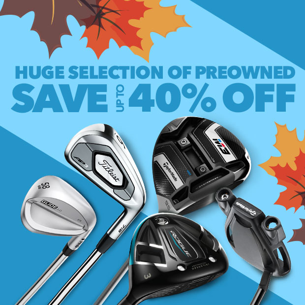Huge Selection of Preowned: Save up to 40% off