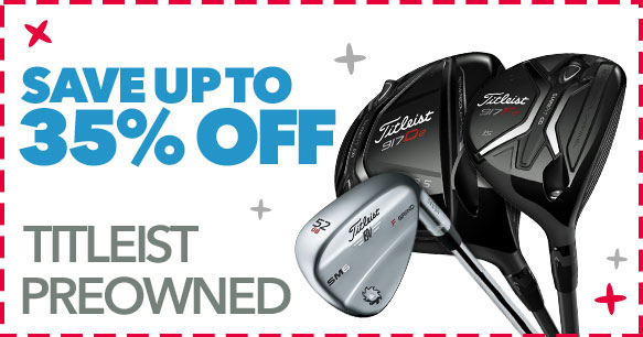 Shop Titleist PreOwned Up To 35% Off