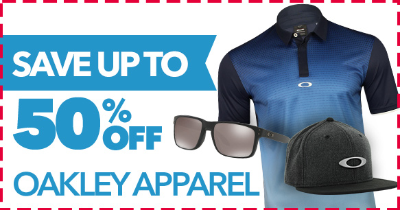 Shop Oakley Apparel | Save up to 50% Off