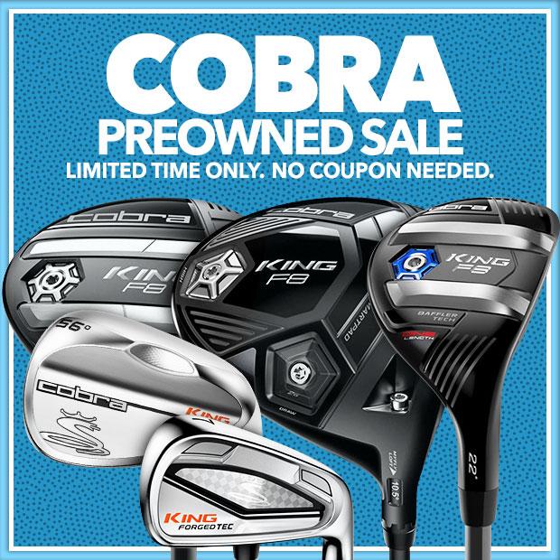 Cobra Preowned Sale