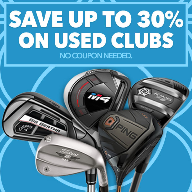 43061161c383 Used Golf Clubs   Discount Golf Equipment - 3balls.com