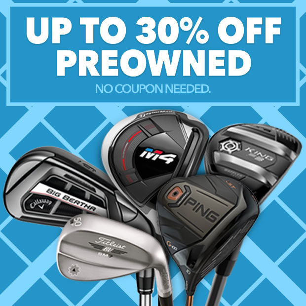 Up to 30% Off Preowned