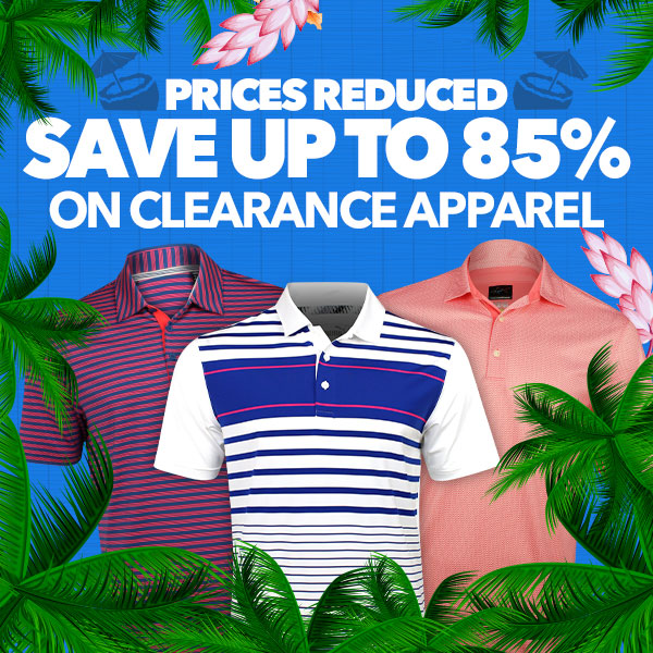 Prices Reduced: Save up to 85% on Clearance Apparel