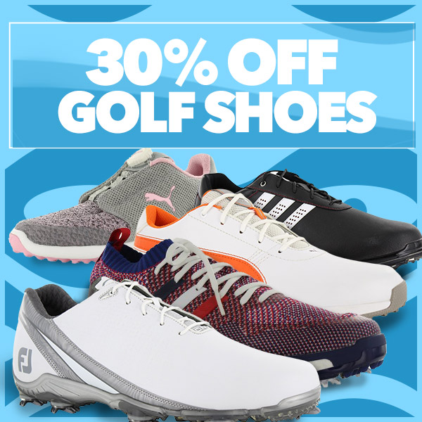 30% Off Golf Shoes