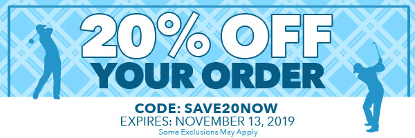 20% Off Your Order with code: save20now Expires November 13, 2019