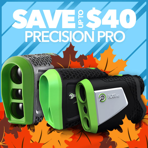 Save up to $40 on Precision Pro Rangefinders