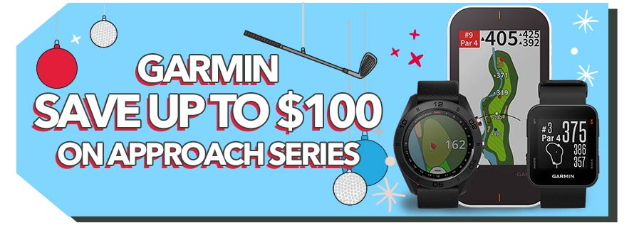 Garmin - Save up to $100 on Approach Series