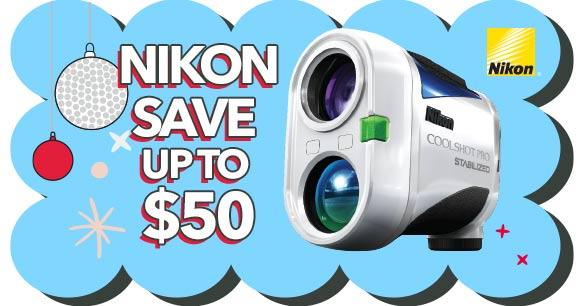 Nikon - Save up to $50
