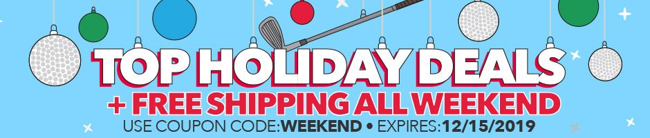 Top Holiday Deals - Free Shipping All Weekend- Use Coupon code: weekend • Expires: 12/15/2019