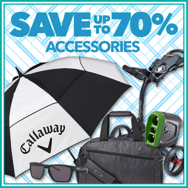 Save up to 70% on Accessories