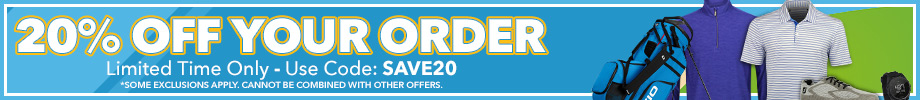 20% Off Your Order with code: SAVE20. Limited Time Only.*Some exclusions apply. Cannot be combined with other offers..