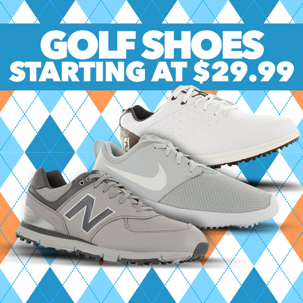 Shoes Starting at $29.99