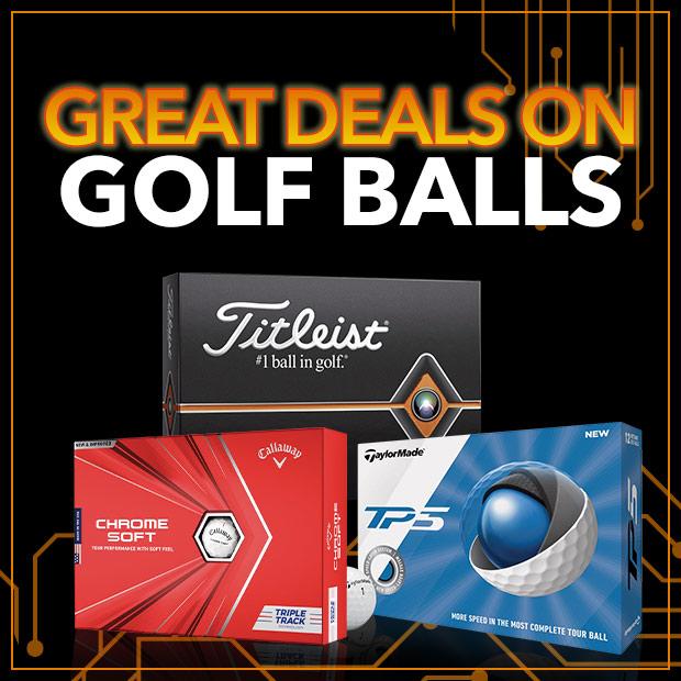 Great Deals on Golf Balls