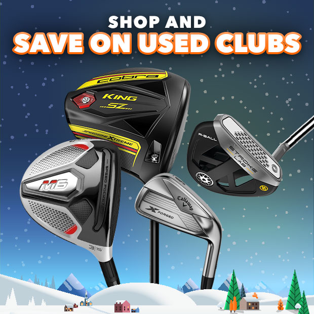 Extra 20% Off on Used Clearance Clubs