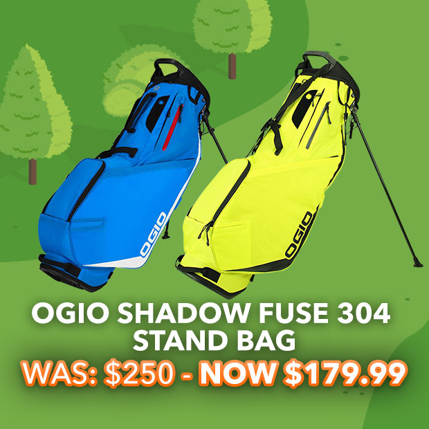 Ogio Shadow Fuse 304 Stand Bag - Was: $250 - Now: $179.99