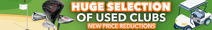 Huge Selection of Used Clubs - New Price Reductions