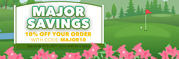 Major Savings! 10% off your order with code: MAJOR10