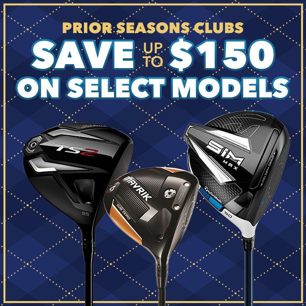Prior Seasons Clubs Savings