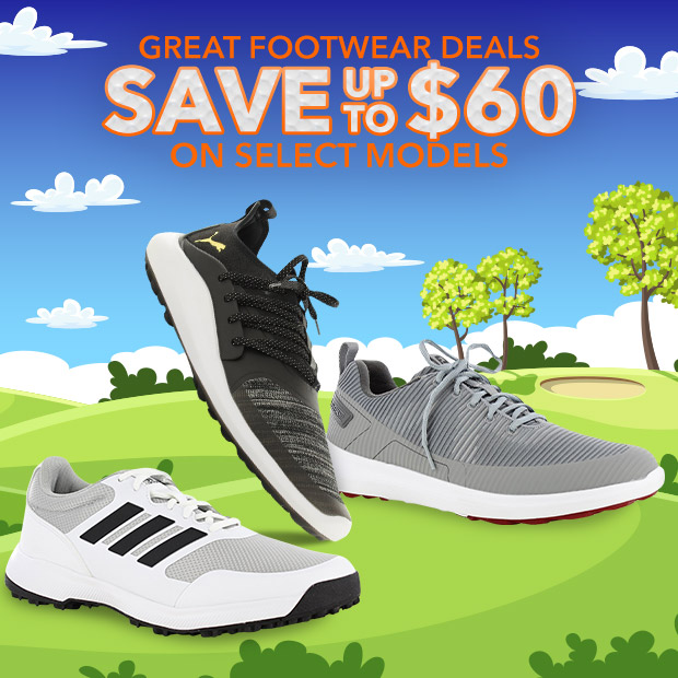 Great Footwear Deals | Save up to $60 on Select Models
