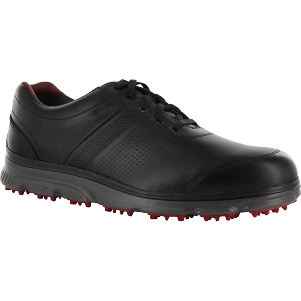 footjoy dryjoys casual spikeless golf shoes black size