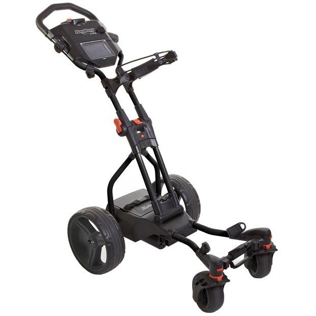 Bag Boy Hunter Quad Pull Cart Black Red 3balls Com