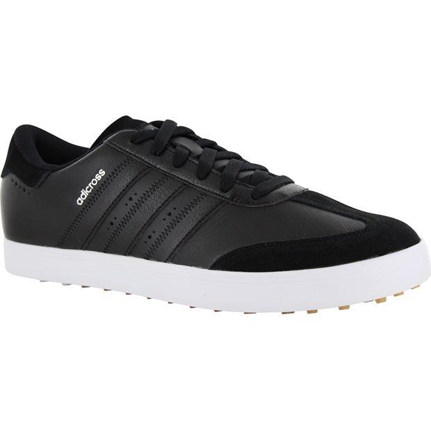 Adidas Adicross V Golf Shoes Core Black White