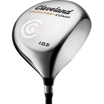 Used rh cleveland launcher 460 comp 10. 5° driver cleveland.
