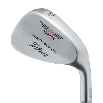 Used Titleist Vokey Chrome 200 Series Sand Wedge In