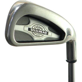 Used Callaway Steelhead X 14 Pro Series 4 Iron In Bargain Condition
