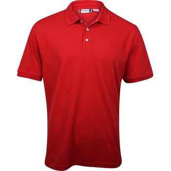 Clique by cutter buck lincoln polo shirt red size 4xl for Cutter buck polo shirt size chart