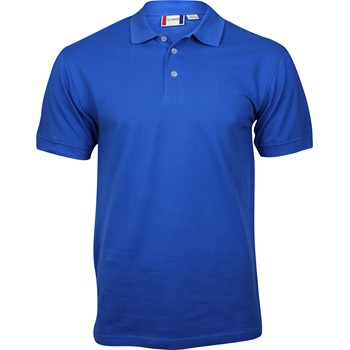 Clique by cutter buck lincoln polo shirt royal blue for Cutter buck polo shirt size chart