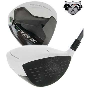 Taylormade Rocketballz Driver >> Used Taylormade Rocketballz Tour Tp Driver In Very Good Condition