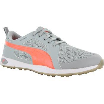 biofly mesh spikeless golf shoes high rise