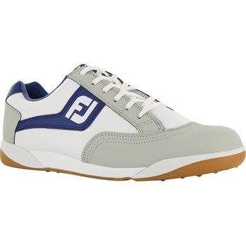 c8bfaccfda9aa FootJoy FJ Originals Golf Shoes - White/Grey/Royal | 3balls.com