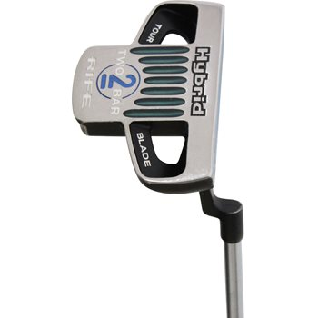 Used Guerin Rife Two Bar Hybrid Tour Blade Putter In Bargain Condition 3