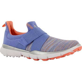 buy popular 244e8 3ee03 Adidas ClimaCool Knit Women Spikeless Golf Shoes - PurpleBlueCoral -  Size 7Adidas ClimaCool Knit Spikeless