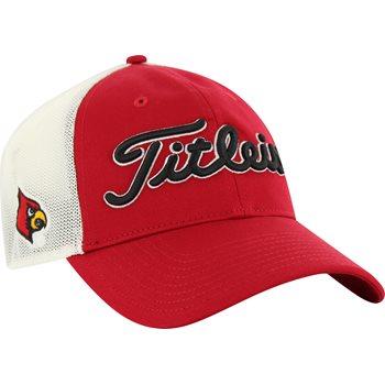 c76108f950e Titleist Collegiate Mesh Adjustable Hat - Louisville CardinalsTitleist  Collegiate Mesh Adjustable Headwear