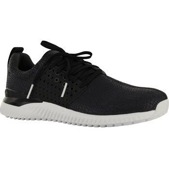 983ec1269 Adidas adiCross Bounce Spikeless Golf Shoes - Black White - Size  8Adidas  adiCross Bounce Spikeless