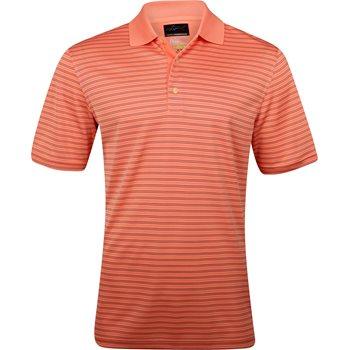 Greg norman protek ml75 microlux stripe 465 polo shirt for Greg norman ml75 shirts